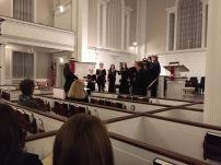 Rachel Feldman's Senior Recital